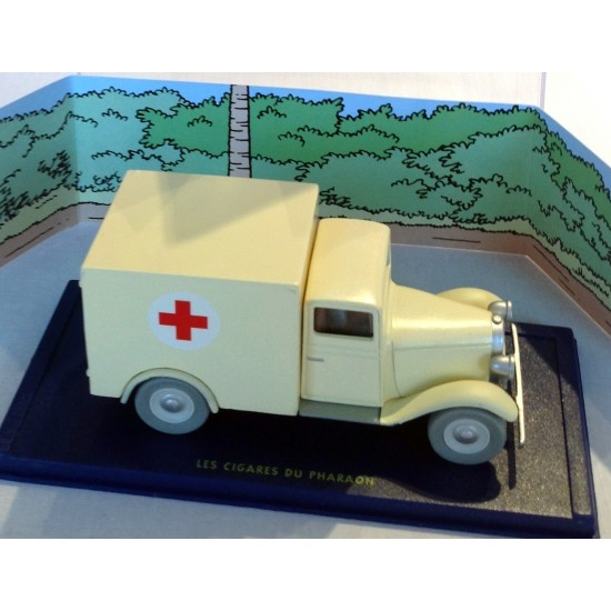 No 56 - Ambulance