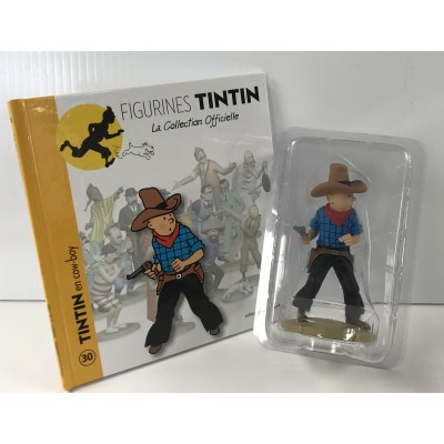 No 30 - Tintin en cow-boy