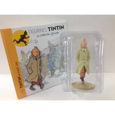 No 01 - Tintin en imperméable